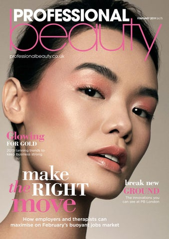 Professional Beauty UK - February 2019 by Professional