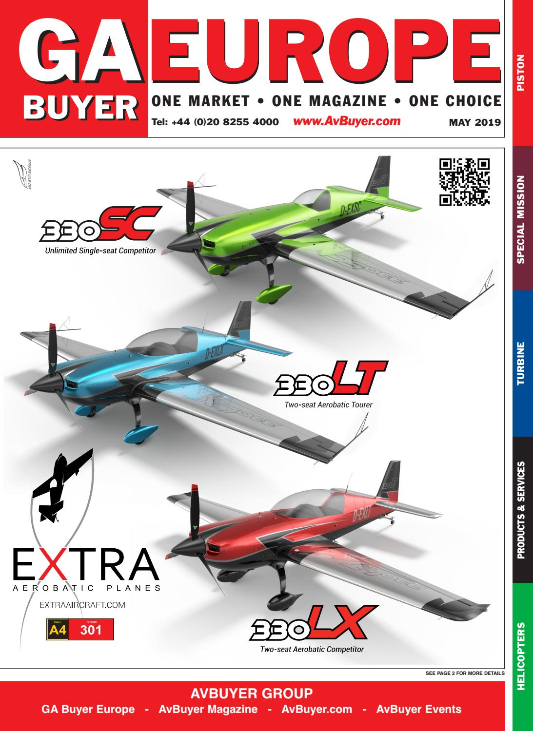 Ga Buyer Europe May 2019 By Avbuyer Ltd Issuu
