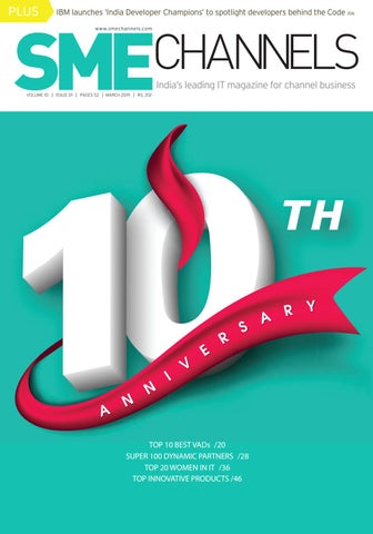 SME March 2019 by SME Channels - issuu