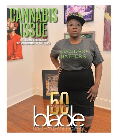 2105b03e Washingtonblade.com, Volume 50, Issue 16, April 19, 2019 by ...