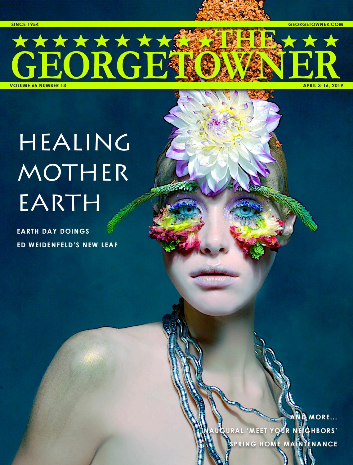 The Georgetowner: April 3, 2019 Issue by Georgetown Media Group, Inc