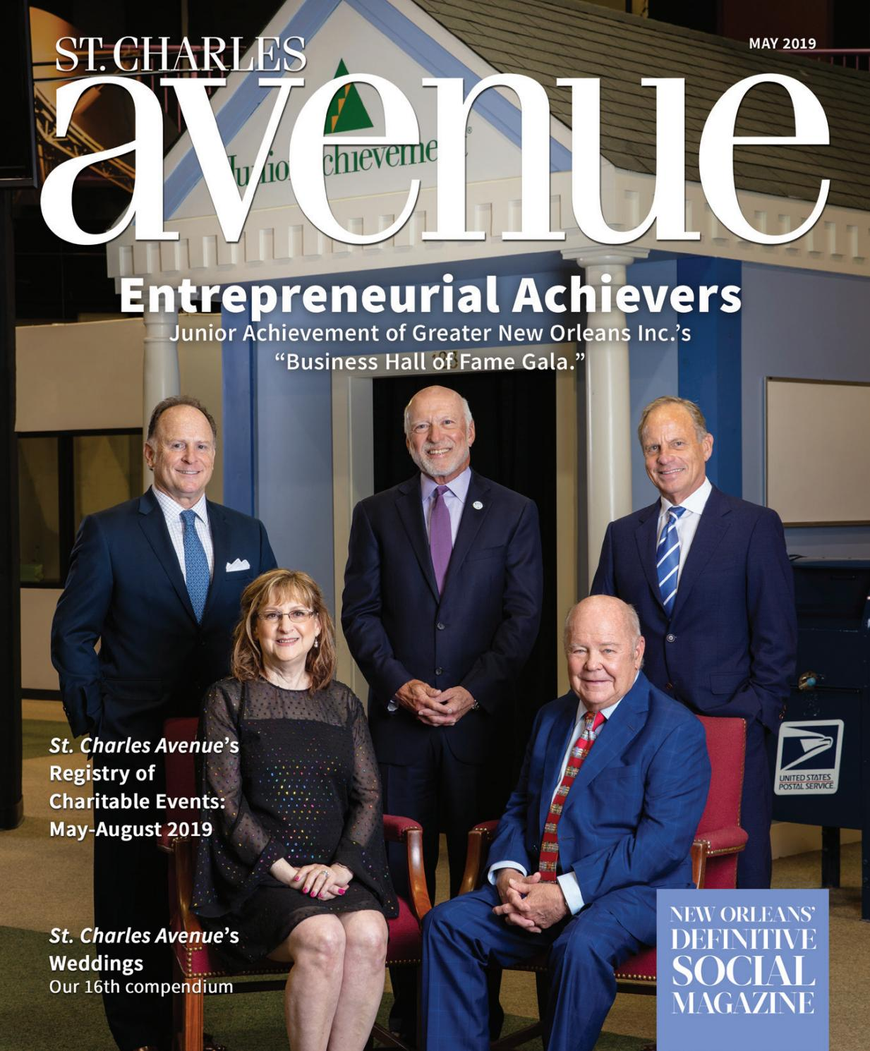 St  Charles Avenue Magazine May 2019 by Renaissance