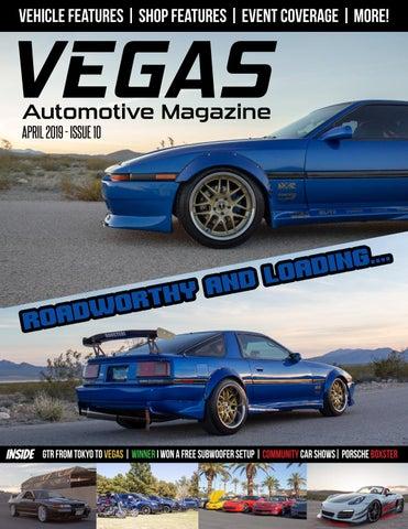 Pleasing Vegas Automotive Magazine Issue 10 April 2019 By Vegas Evergreenethics Interior Chair Design Evergreenethicsorg