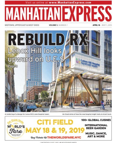 Manhattan Express - April 18, 2019 by Schneps Media - issuu