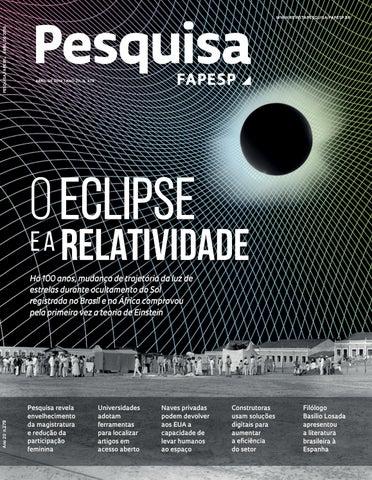 15f1129cd O eclipse e a relatividade by Pesquisa Fapesp - issuu