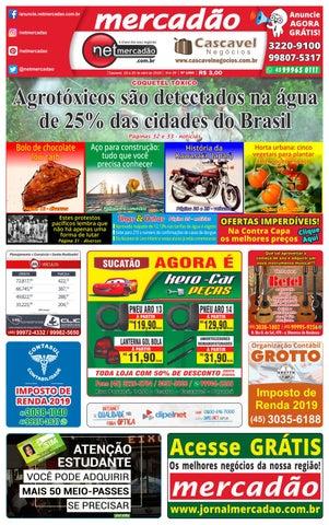 9923ef315 Jornal Mercadão Online Grátis - 26 de abril a 2 de maio de 2019 by ...