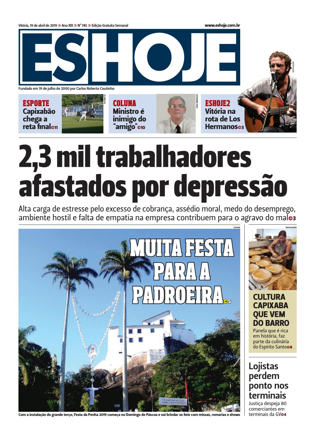 ba86cf8b0 Jornal ESHOJE_745 by Jornal ESHOJE - issuu