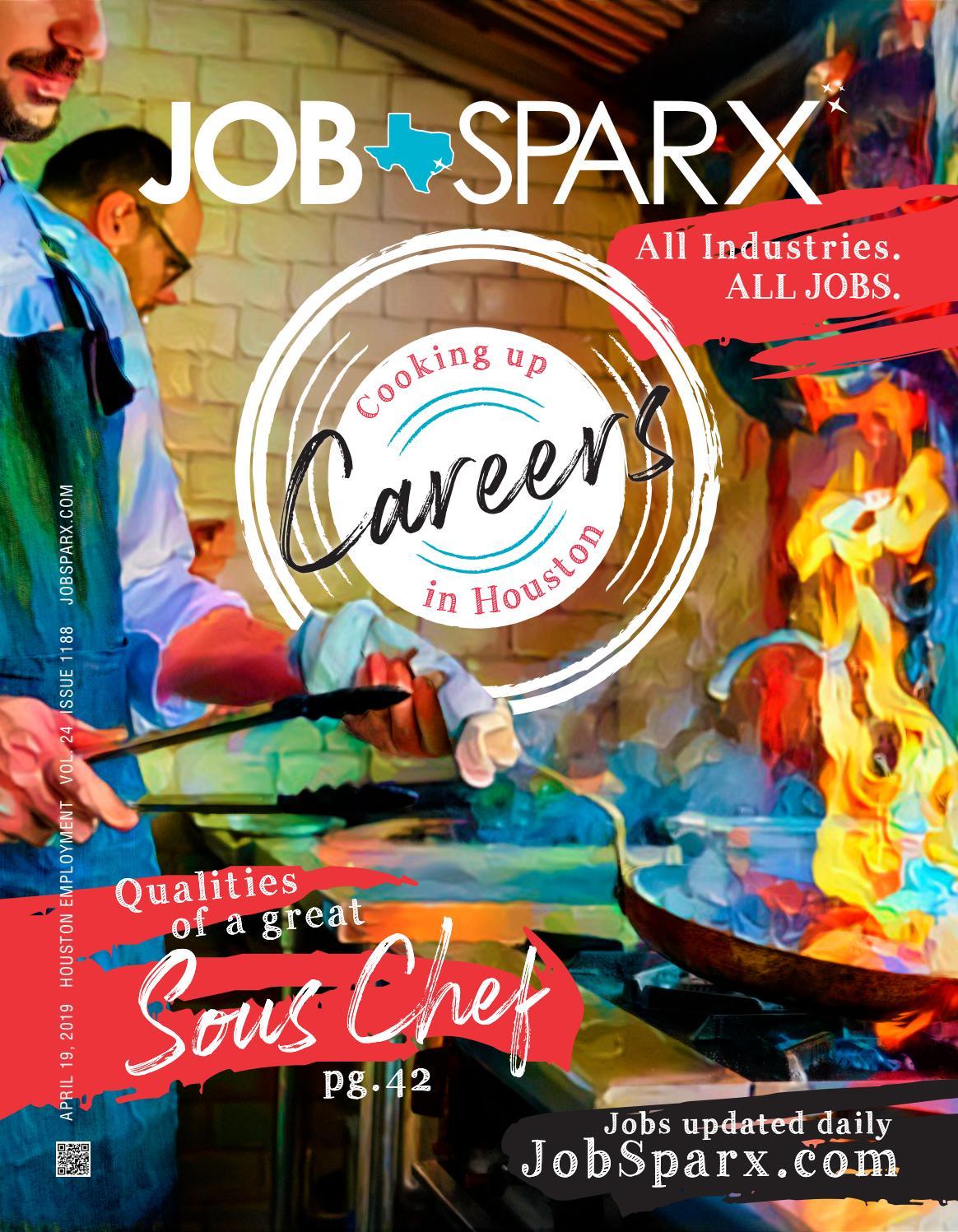 JobSparx Magazine - April 19, 2019 by JobSparx - issuu