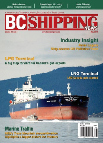 BC Shipping News - May 2019 by BC Shipping News - issuu