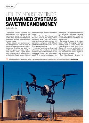 Page 40 of Utility industry finds unmanned systems save time and money