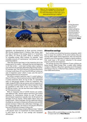 Page 41 of Utility industry finds unmanned systems save time and money