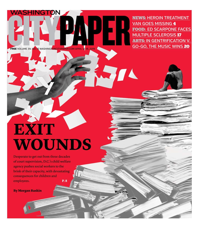 Washington City Paper (April 12, 2019) by Washington City