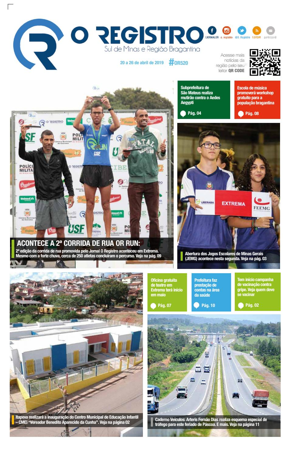 07b27f160 520 by Jornal O Registro - issuu