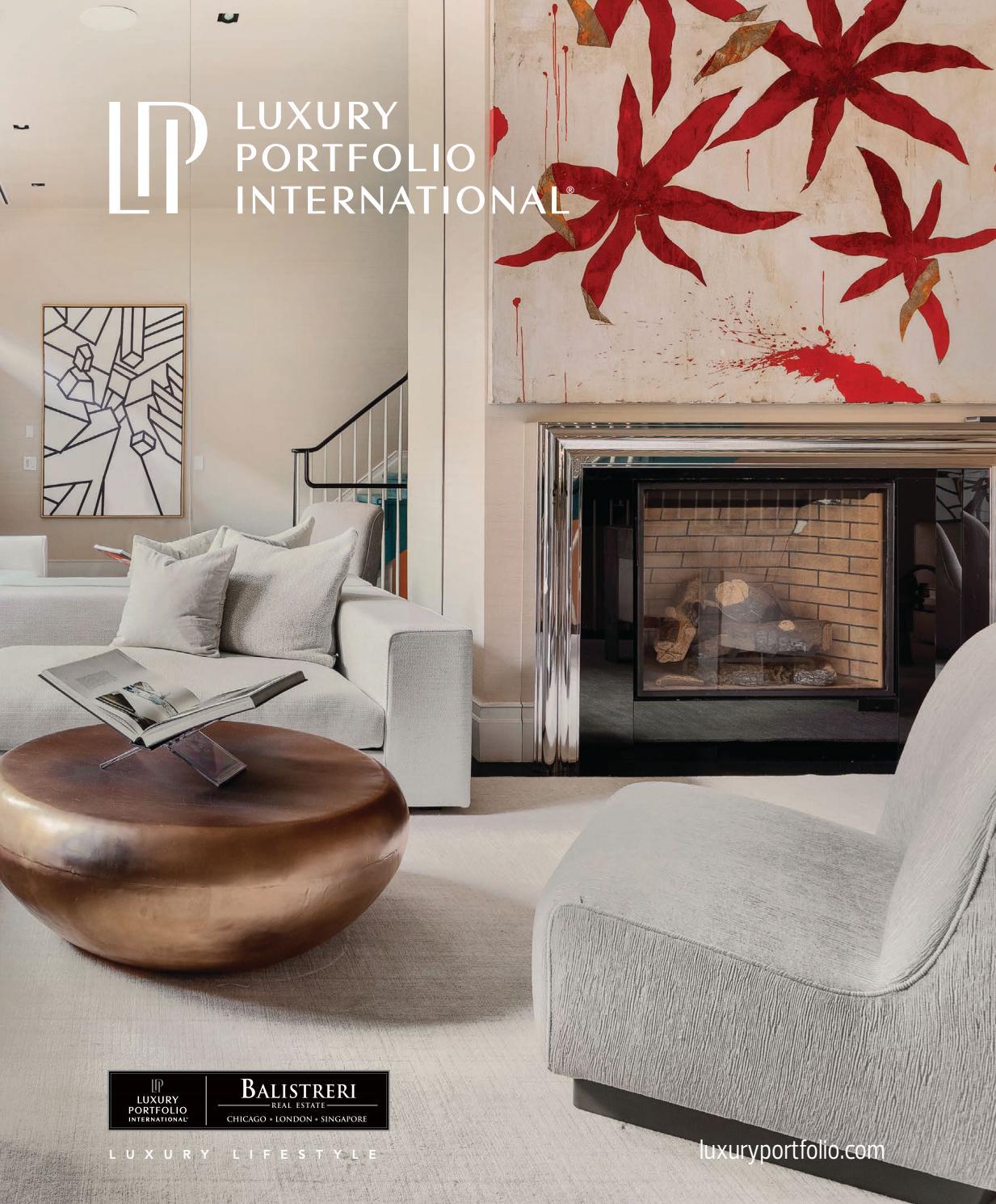 Luxury Portfolio / Balistreri by James Balistreri   issuu
