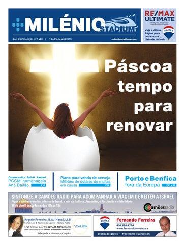 be8891204 Milénio Stadium - Edição 1428 - 2019-04-19 by Milénio Stadium - issuu