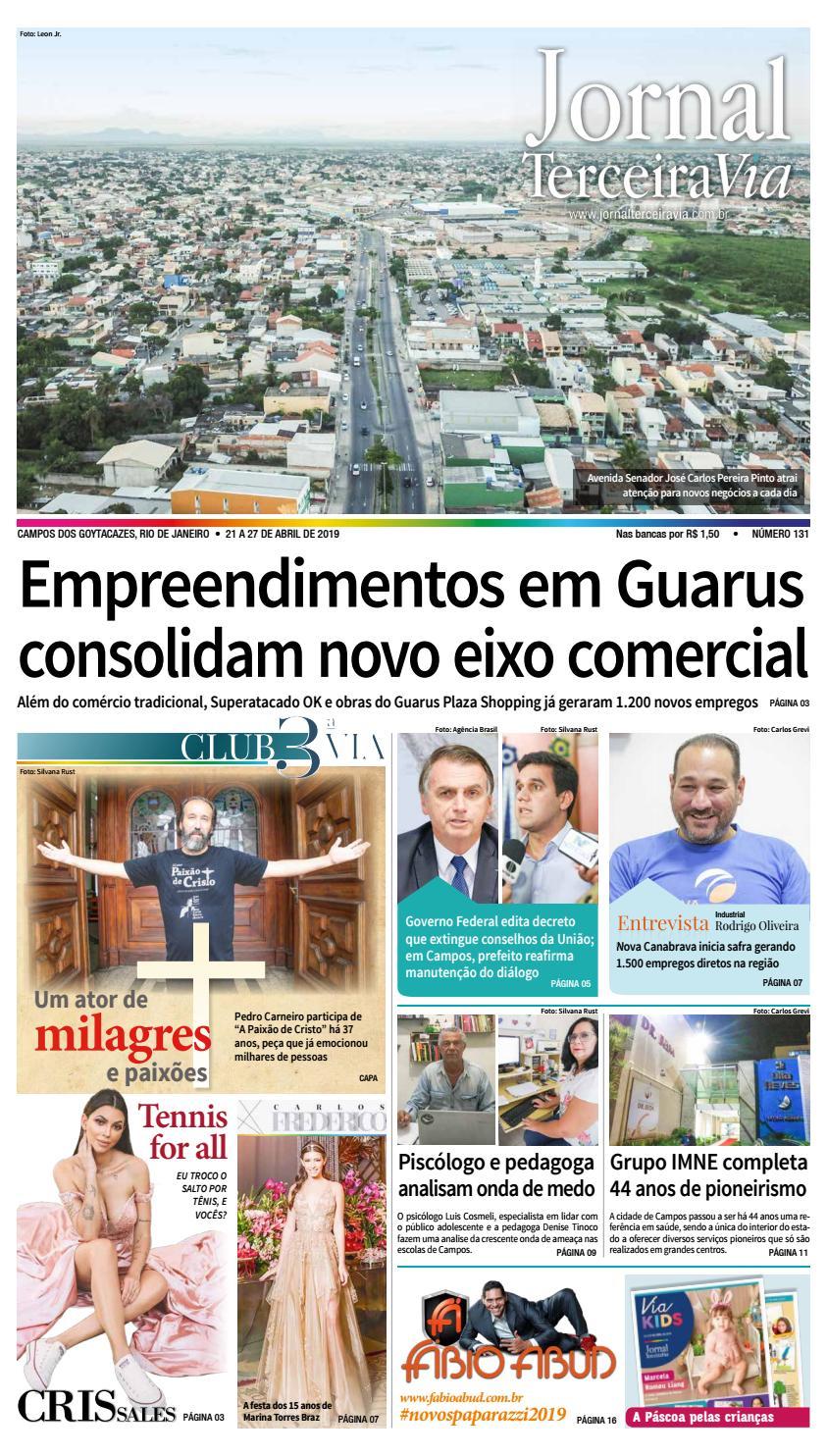 4aace9efa0 Jornal Terceira Via ed131 by terceiravia - issuu