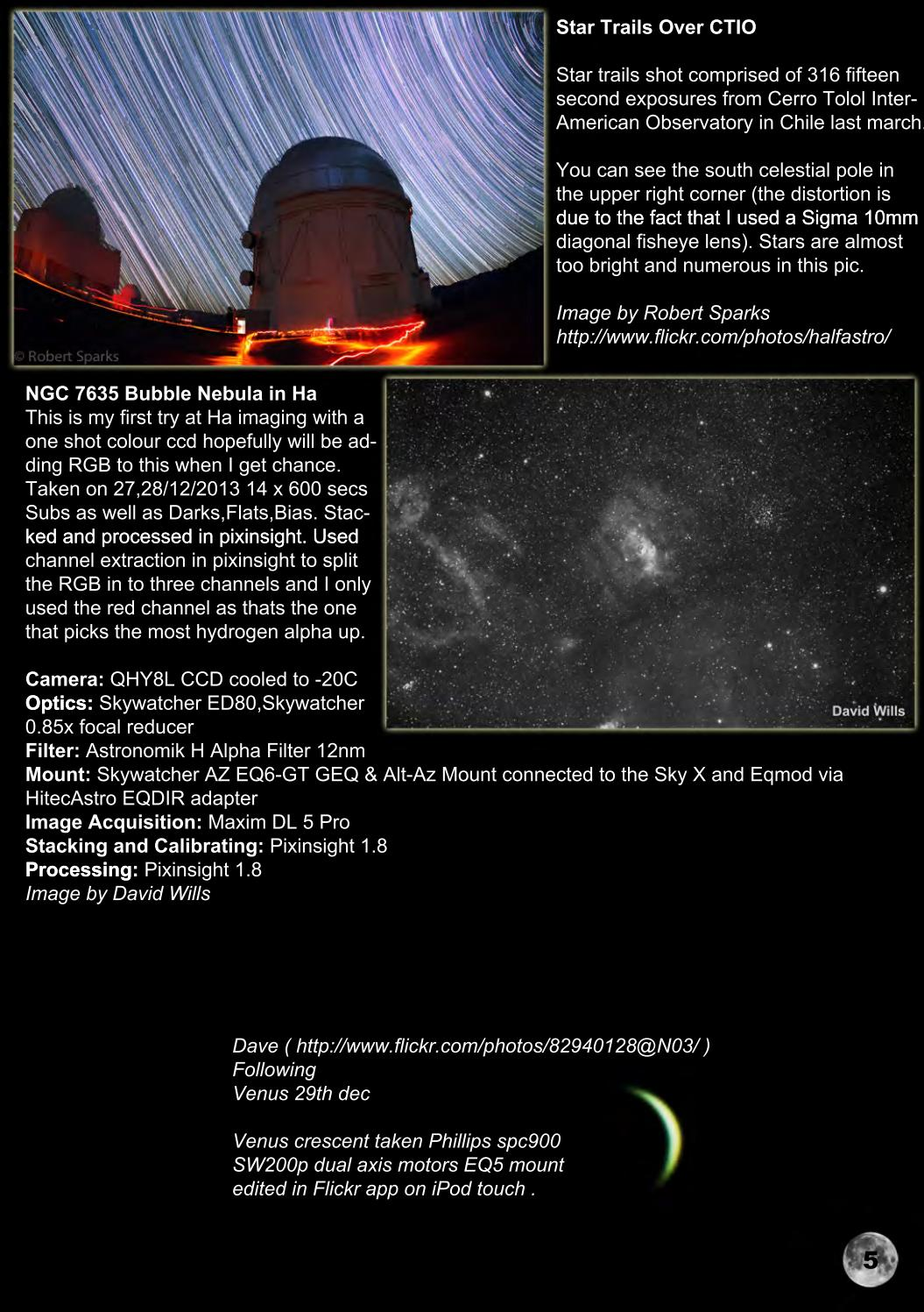 Amateur Astrophotography Ezine Issue 02 by astrophoto - issuu
