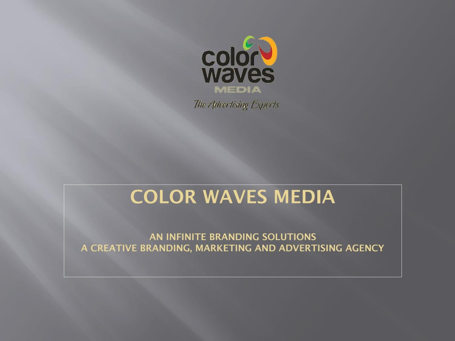 Color waves media-Top Digital Marketing Agency in Hyderabad by Color