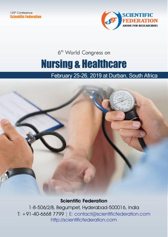 World Congress on Nursing and Healthcare by Nursing Congress