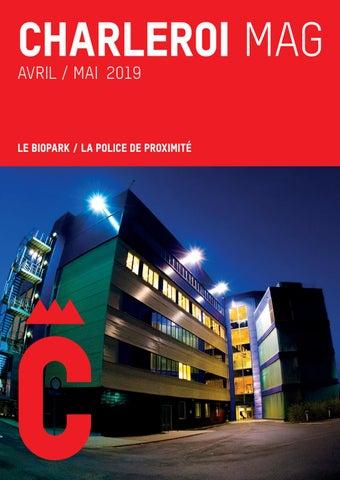 Charleroi Magazine Mai 2019 By Ville De Charleroi Issuu