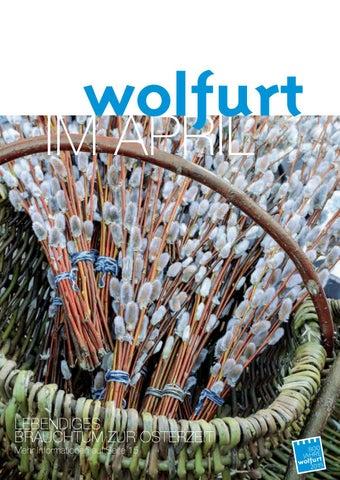 RZ Info Wolfurt im April calrice.net - Marktgemeinde Wolfurt