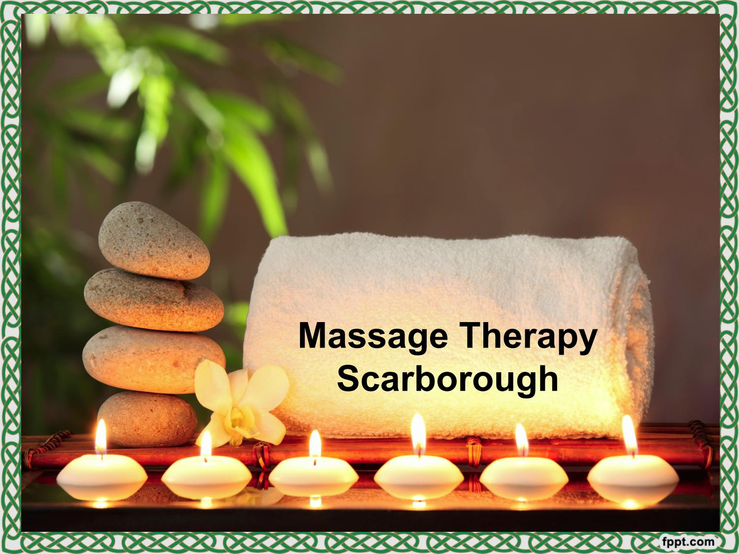 Massage Therapy Scarborough by Sun Spa & Wellness - issuu