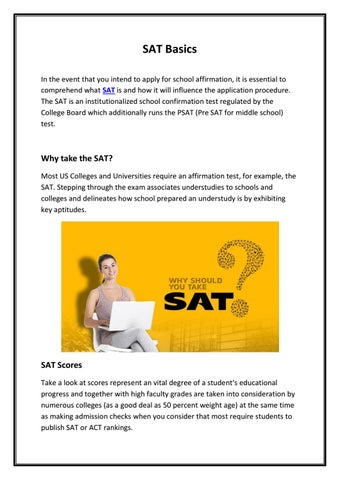 SAT Tuition in US by Acakid - issuu