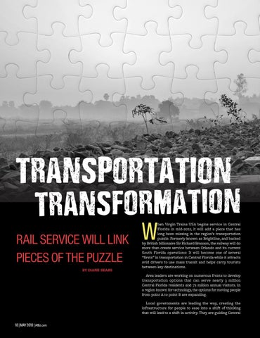 Page 20 of Transportation Transformation