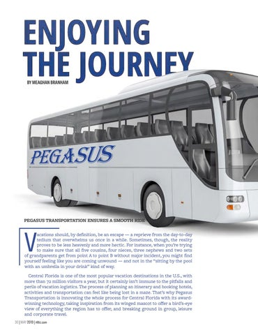 Page 32 of Enjoying the Journey | Pegasus Transportation