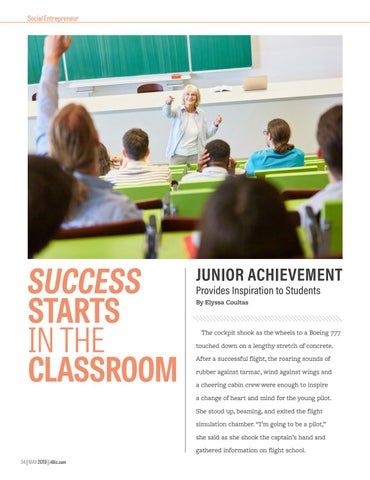 Page 56 of Success Starts in the Classroom | Junior Achievement