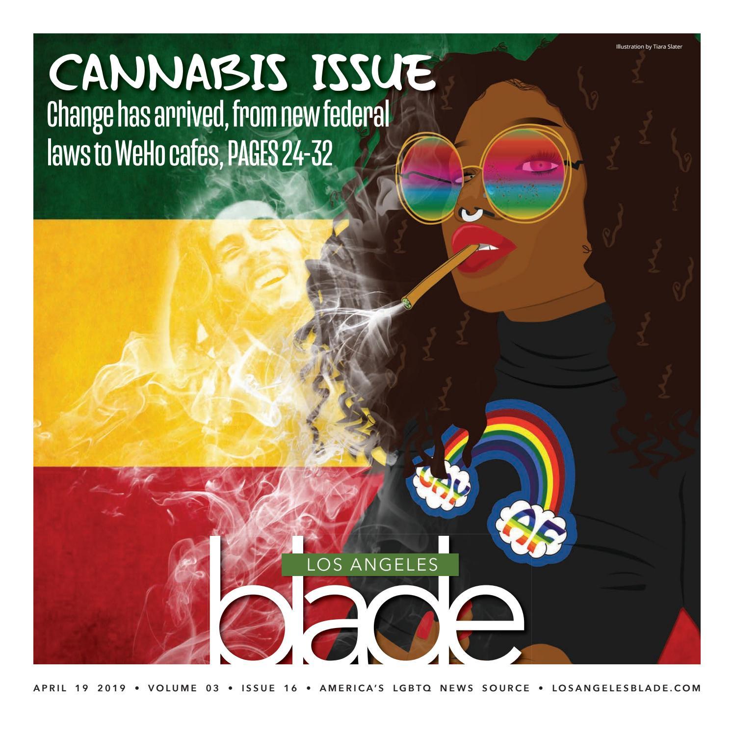 Losangelesblade com volume 3 issue 16 april 19