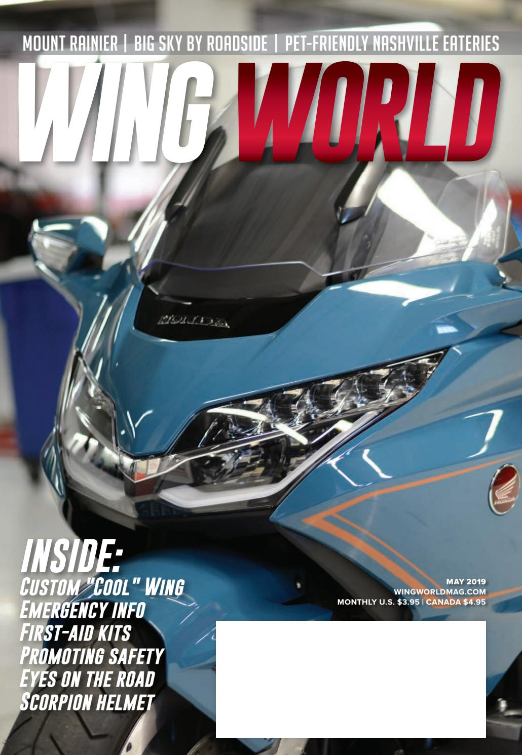 May 2019 by Gold Wing Road Riders Association - issuu