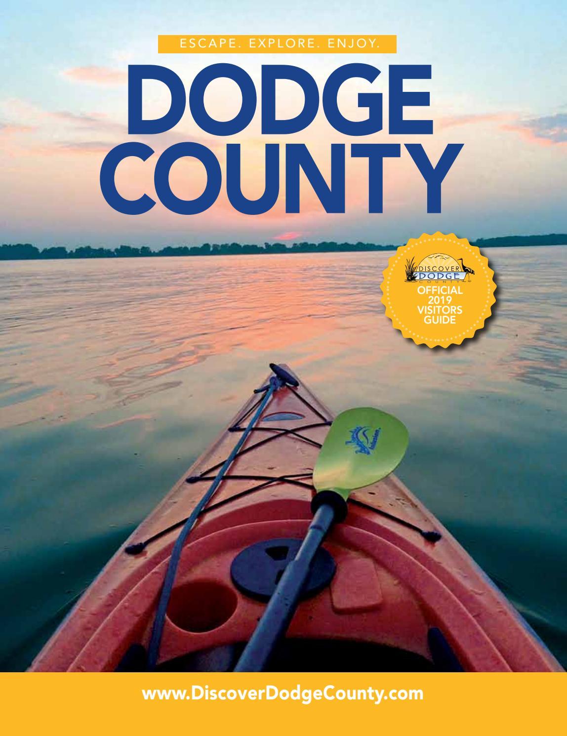 Dodge County Fair Nebraska 2020.Dodge County Visitors Guide 2019 By Madison Com Issuu