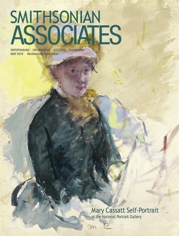 Smithsonian Associates May 2019 program guide by Smithsonian