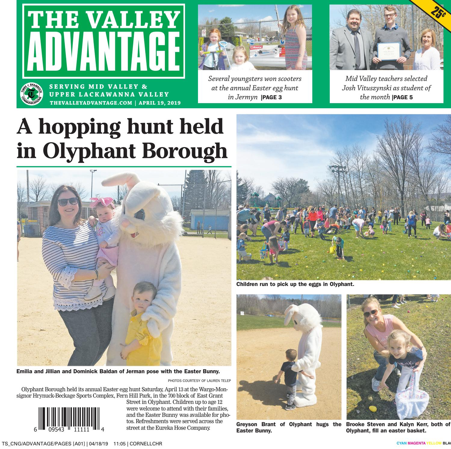 The Valley Advantage--04-19-19 by CNG Newspaper Group - issuu