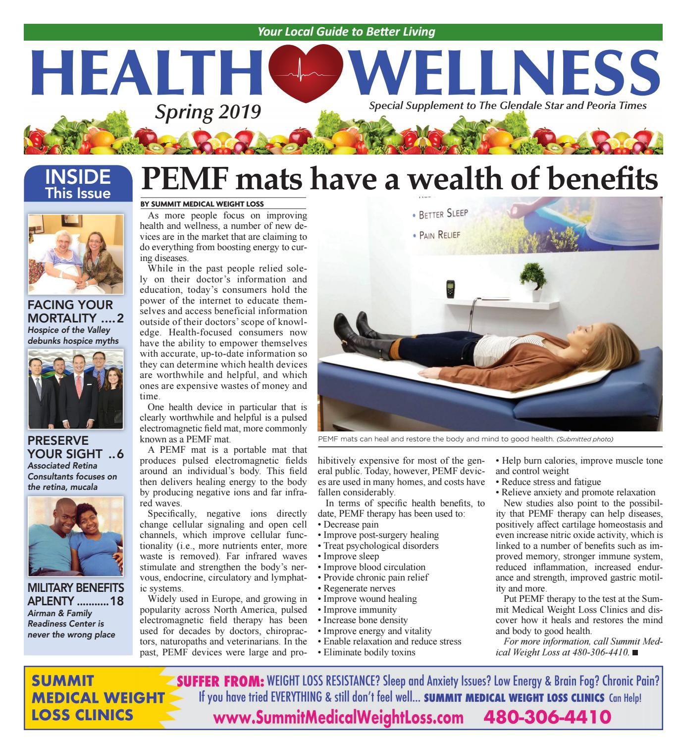 Health and Wellness - Spring 2019 by Times Media Group - issuu