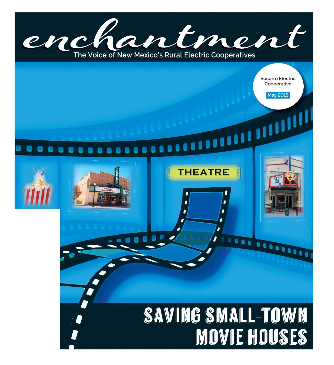 SOCO May 2019 enchantment by New Mexico Rural Electric Cooperative