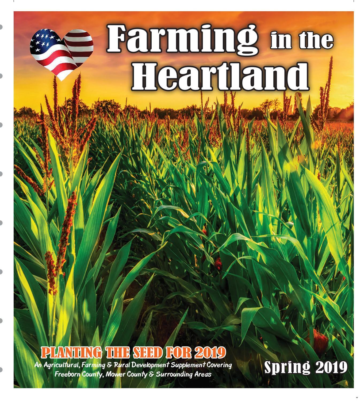 Farming tab spring 2019 by Freeborn County Shopper - issuu