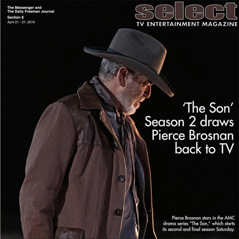 Select TV Entertainment Magazine by Newspaper - issuu