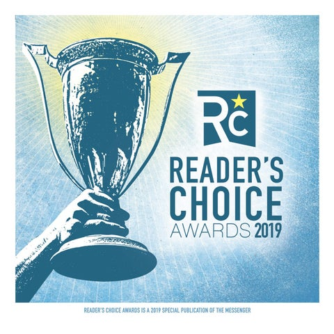 Reader's Choice Tab by troy-messenger-creative - issuu