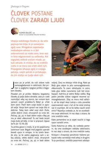 Page 14 of Človek postane človek zaradi ljudi