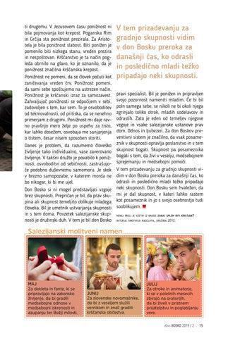 Page 15 of Človek postane človek zaradi ljudi