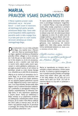 Page 25 of Marija, pravzor vsake duhovnosti