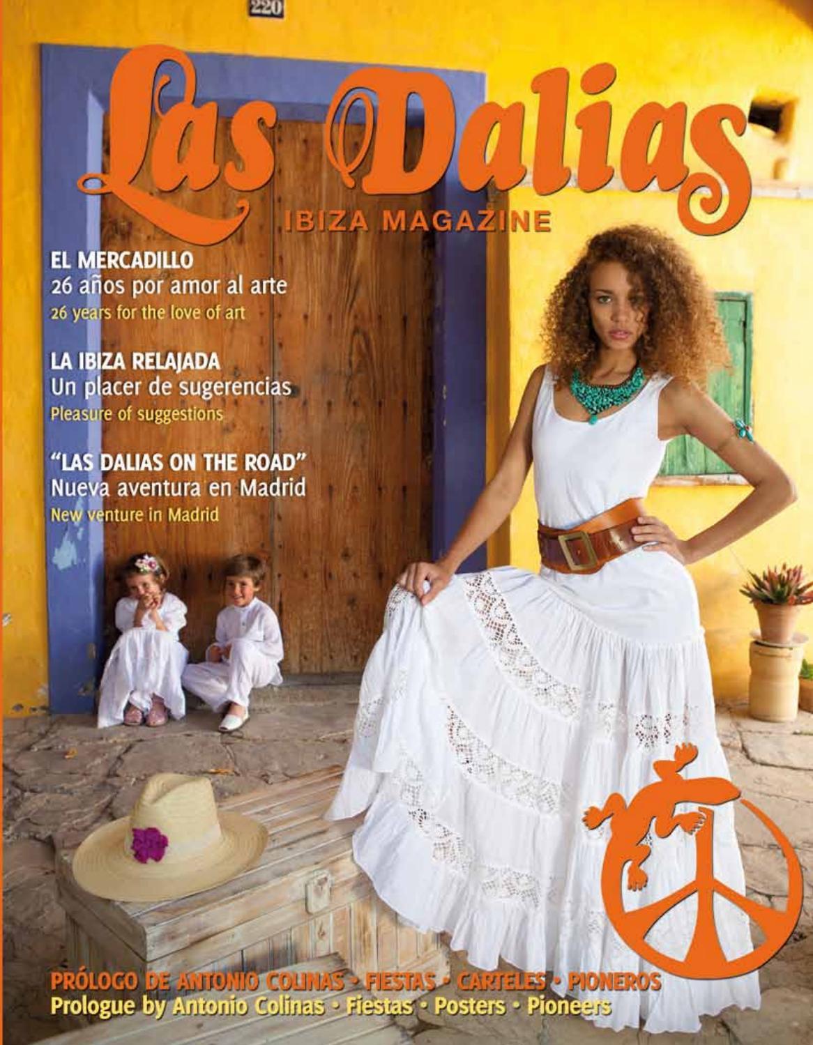 Las Ibiza Issuu Dalias Magazine 2011 By hCxsQdtr