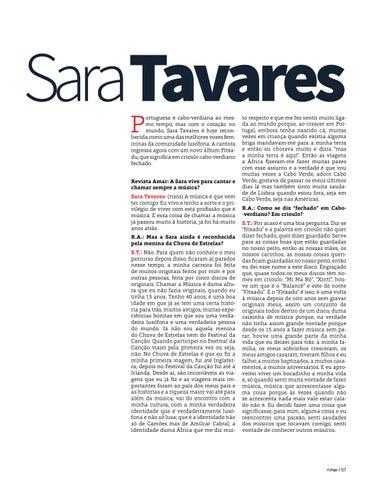 Page 57 of Sara Tavares