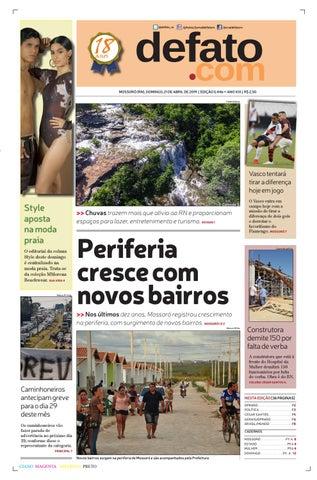 f5decea85 Jornal de Fato by Jornal de Fato - issuu