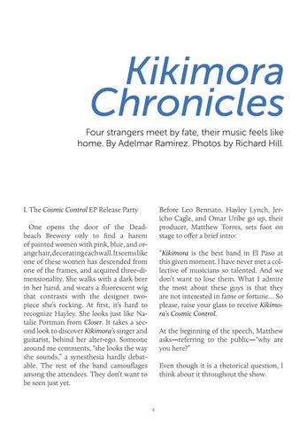 Page 6 of Kikimora Chronicles