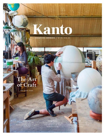 Kanto No  4: Craft by Kanto - issuu