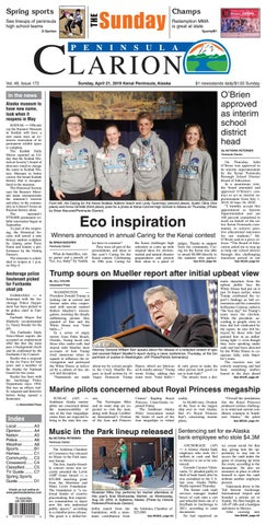 ccc0c4f9 Peninsula Clarion, April 21, 2019 by Sound Publishing - issuu