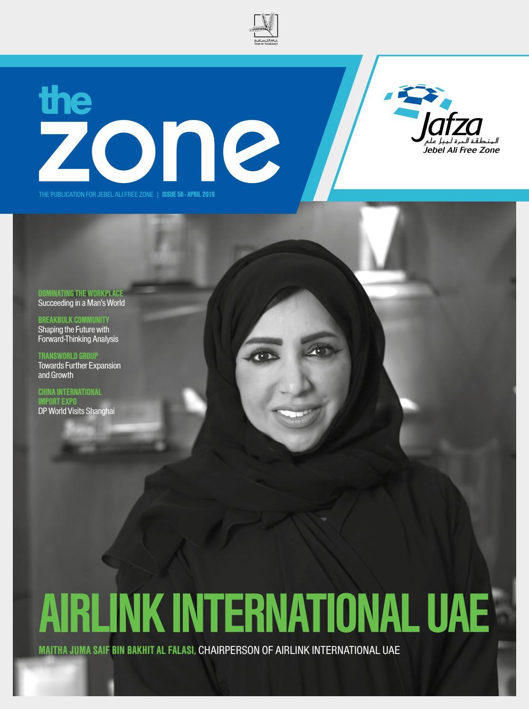 78fc985ba0b87 The Zone - JAFZA Issue 56 by tpg publishing - issuu